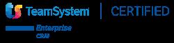 Certificazione TeamSystem ENTERPRISE CRM