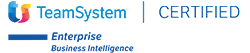 Certificazione TeamSystem Enterprise Business Intelligence
