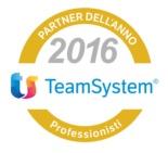 Logo Partner Dell Anno 2016 TS Professionisti